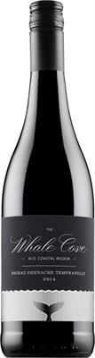[kuva: The Whale Cove Shiraz Grenache Tempranillo 2014(© Alko)]