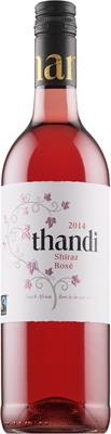 Thandi Shiraz Rosé 2017