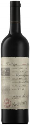 [kuva: Nederburg Hand Selected Special Release Pinotage 2004(© Alko)]