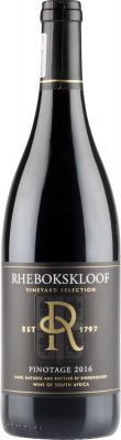 [kuva: Rhebokskloof Vineyard Selection Pinotage 2016(© Alko)]