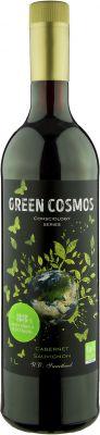 [kuva: Green Cosmos Consciology Series 2020 muovipullo(© Alko)]