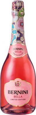 [kuva: Bernini Bella Sparkling Rosé Sweet(© Alko)]