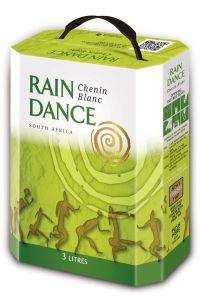 [kuva: Rain Dance Chenin Blanc hanapakkaus(© Alko)]