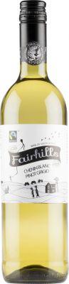 [kuva: Fairhills Chenin Blanc Pinot Grigio(© Alko)]