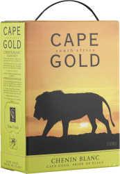 [kuva: Cape Gold Chenin Blanc hanapakkaus(© Alko)]