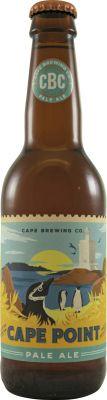 [kuva: Cape Brewing Cape Point Pale Ale(© Alko)]