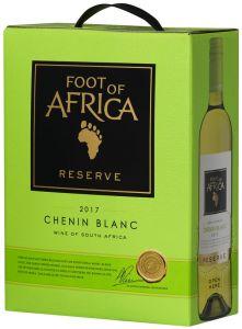 [kuva: Foot of Africa Reserve Chenin Blanc 2018 hanapakkaus(© Alko)]