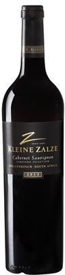 [kuva: Kleine Zalze Vineyard Selection Cabernet Sauvignon 2015(© Alko)]