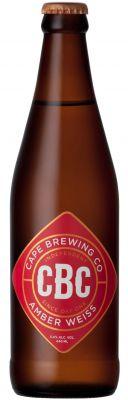 [kuva: Cape Brewing Amber Weiss(© Alko)]
