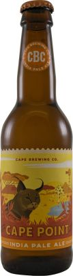 [kuva: Cape Brewing Cape Point IPA(© Alko)]