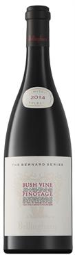[kuva: Bellingham The Bernard Series Bush Vine Pinotage 2014(© Alko)]