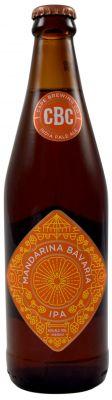 [kuva: Cape Brewing Mandarina Bavaria IPA(© Alko)]